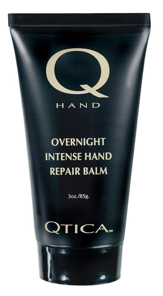 Zoya-Qtica Бальзам для рук восстанавливающий ночной Qtica 85 млQTHR01Интенсивно восстанавливающий бальзам для рук восстанавливает даже самую поврежденную кожу рук и улучшает их внешний вид благодаря интенсивному питанию и стимуляции обновления клеток.Во время маникюра нанесите Qtica OVERNIGHT HAND REPAIR BALM после пилинга для рук перед термопроцедурами. Активные компоненты: воск, витамины А, С, D и E, алоэ и ланолин.