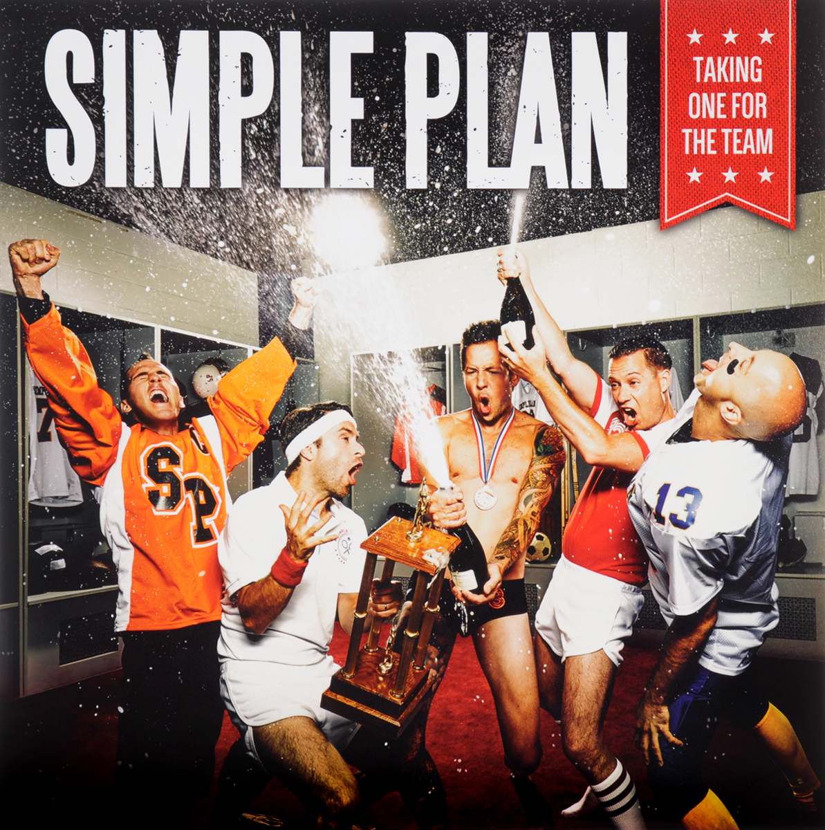 Simple Plan Simple Plan. Taking One For The Team (LP) james yorkston the cellardyke recording and wassailing society 2 lp