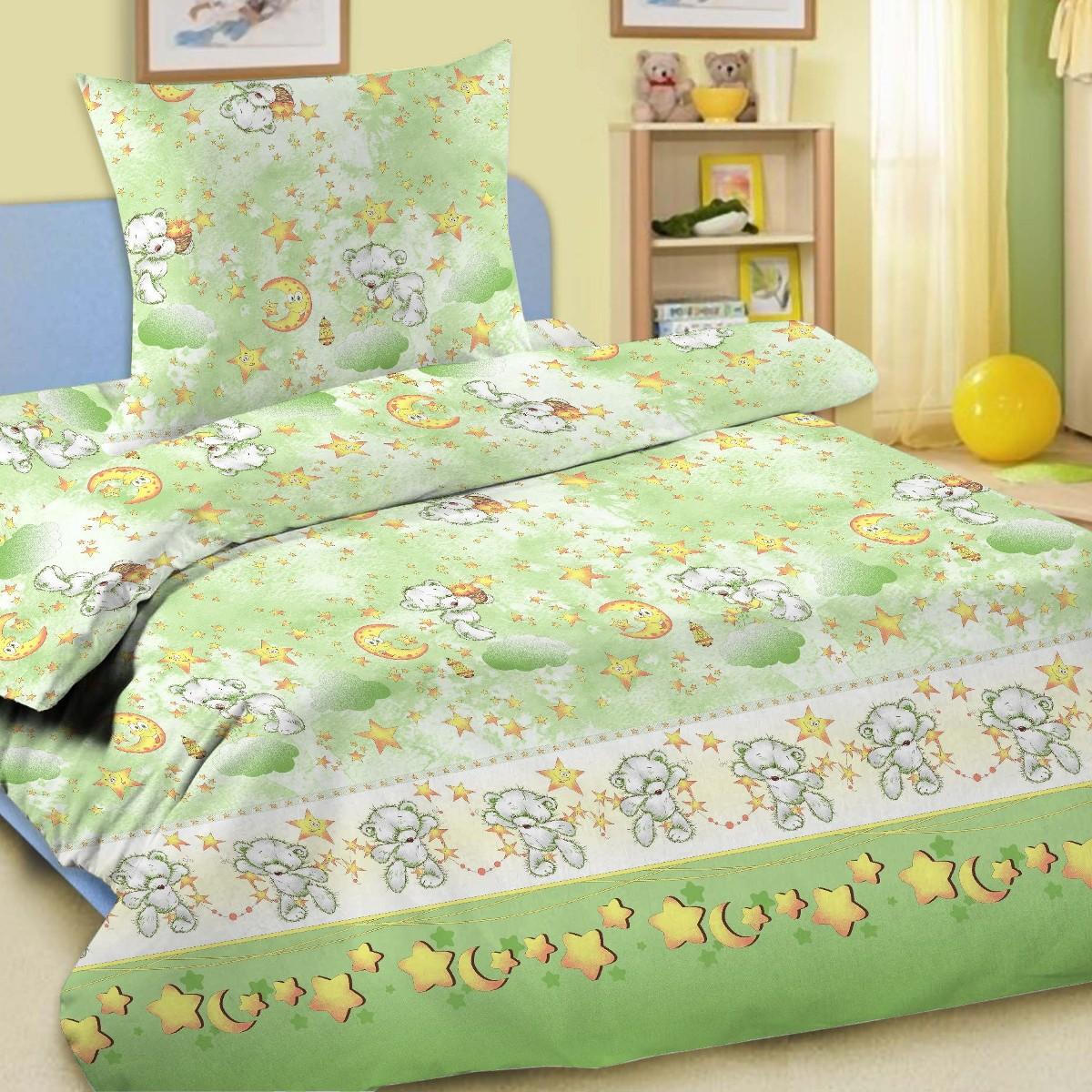 Letto Комплект детского постельного белья BG-17