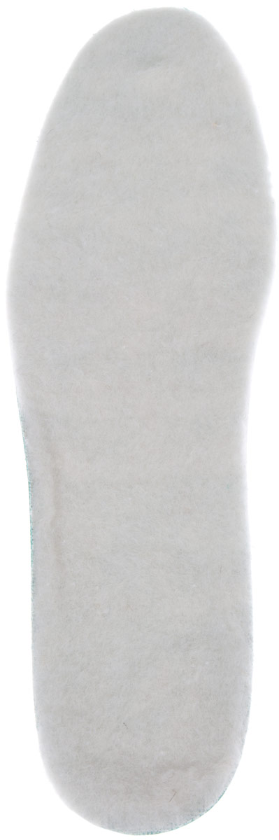 Стельки детские Котофей, цвет: молочный. 01002004-20. Размер 4201002004-20Вкладные детские стельки от Котофей обеспечат комфорт ногам вашего ребенка и улучшат гигиенические свойства обуви. Верхний слой стелек из натуральной шерсти, обладая высокими теплозащитными свойствами, мягко согревает и сохраняет ноги в тепле, снимает статическое электричество. Содержащийся в составе животный воск, обладает антибактериальными свойствами. Нижний слой из мягкого вспененного материала обеспечивает впитывание избыточной влаги, быстро сохнет и препятствует размножению бактерий. Стелька имеет анатомическое ложе, которое способствует фиксации пяточной части стопы в вертикальном положении и уменьшает нагрузку на суставы и связки.