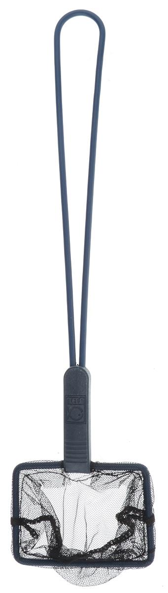 Сачок аквариумный JBL Fangnetz Premium, крупноячеистый, 8 х 6 смJBL6103300Сачок JBL Fangnetz Premium предназначен для легкого извлечения рыб или остатков корма из аквариума. Изделие выполнено из металла со специальным пластиковым покрытием. Сетка изготовлена из износоустойчивой нейлоновой нити. Такой сачок безопасен для рыб, устойчив к коррозии и долговечен. Можно использовать в пресной и морской воде. Размер сачка: 8 х 6 см. Длина ручки: 25 см.