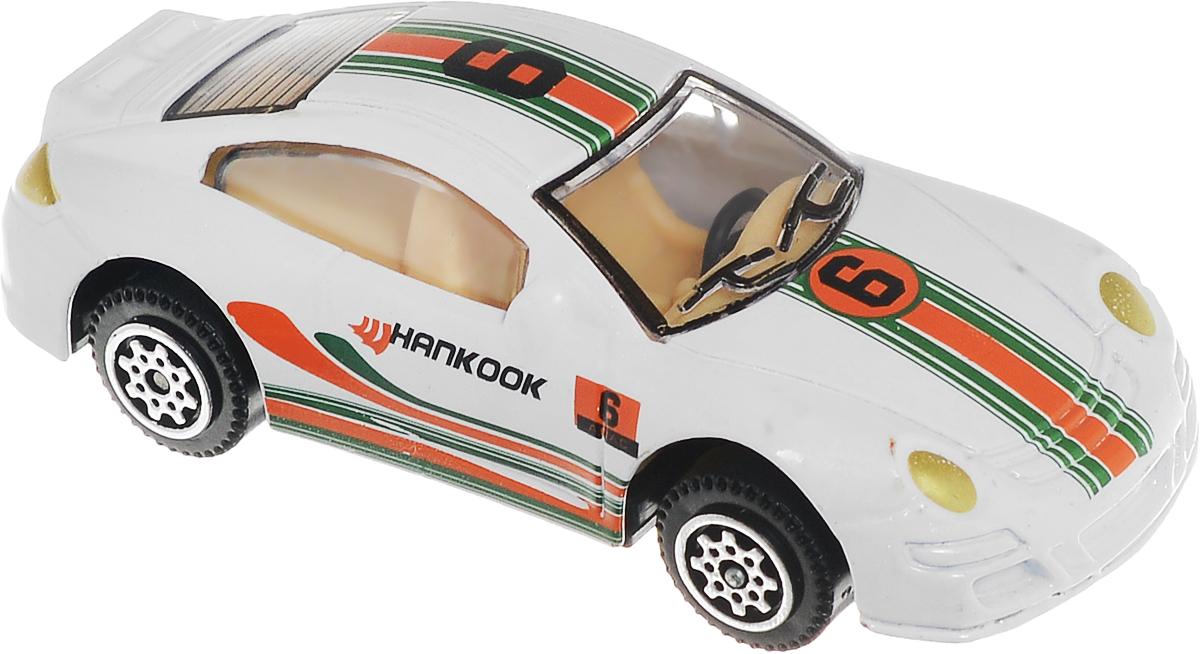 Shantou Машинка Pocket Car цвет белый