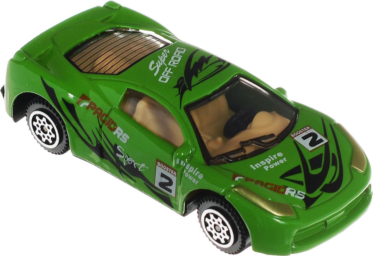 Shantou Машинка Pocket Car цвет зеленый