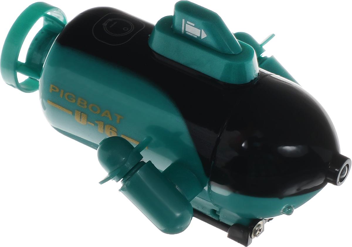Pilotage Подводная лодка на радиоуправлении Mini Submarine RTR цвет бирюзовый