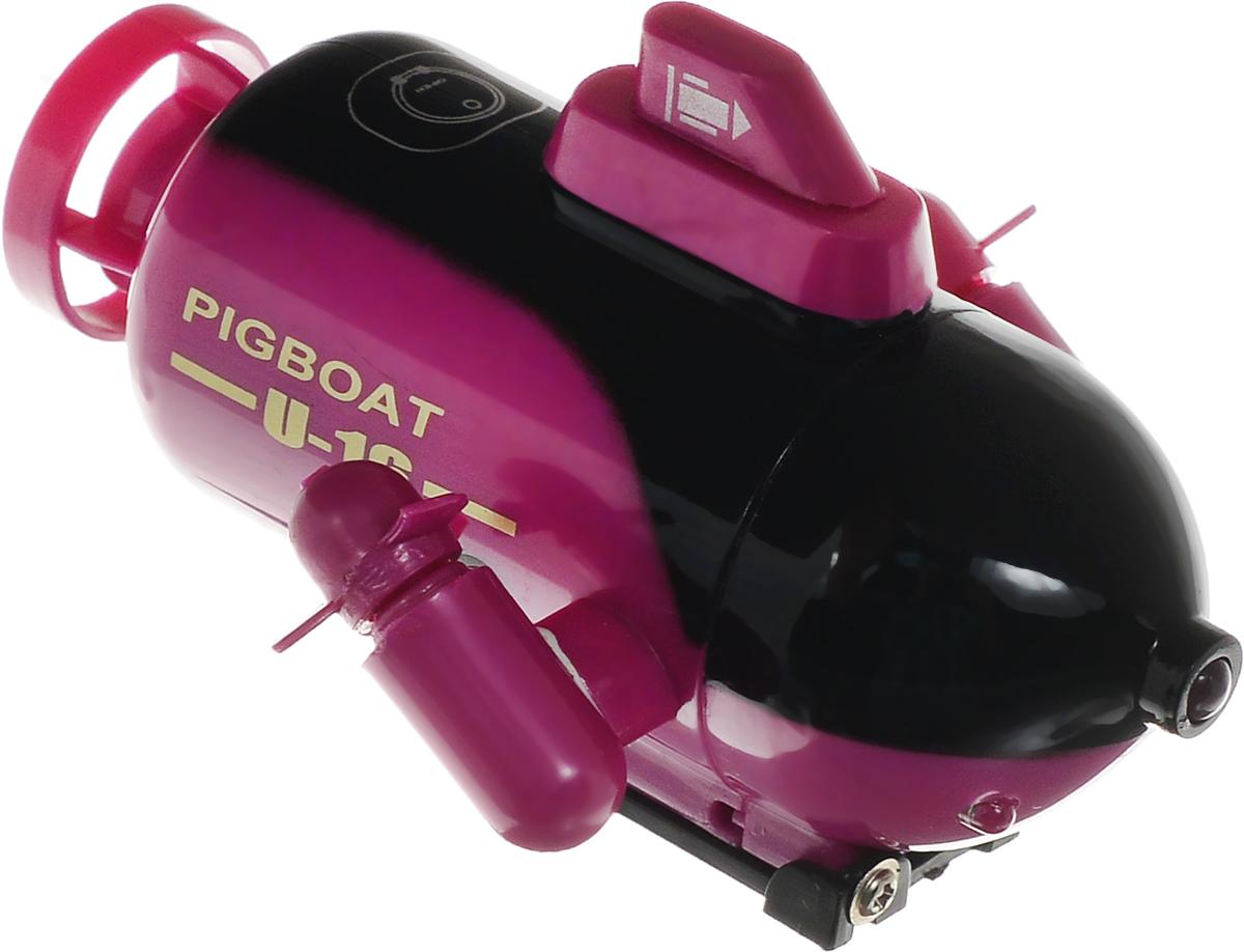 Pilotage Подводная лодка на радиоуправлении Mini Submarine RTR цвет сиреневый