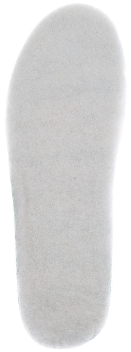 Стельки детские Котофей, цвет: молочный. 01002003-10. Размер 2601002003-10Вкладные детские стельки от Котофей обеспечат комфорт ногам вашего ребенка и улучшат гигиенические свойства обуви. Верхний слой стелек из натуральной шерсти, обладая высокими теплозащитными свойствами, мягко согревает и сохраняет ноги в тепле, снимает статическое электричество. Содержащийся в составе животный воск, обладает антибактериальными свойствами. Нижний слой из мягкого вспененного материала обеспечивает впитывание избыточной влаги, быстро сохнет и препятствует размножению бактерий. Стелька имеет анатомическое ложе, которое способствует фиксации пяточной части стопы в вертикальном положении и уменьшает нагрузку на суставы и связки.
