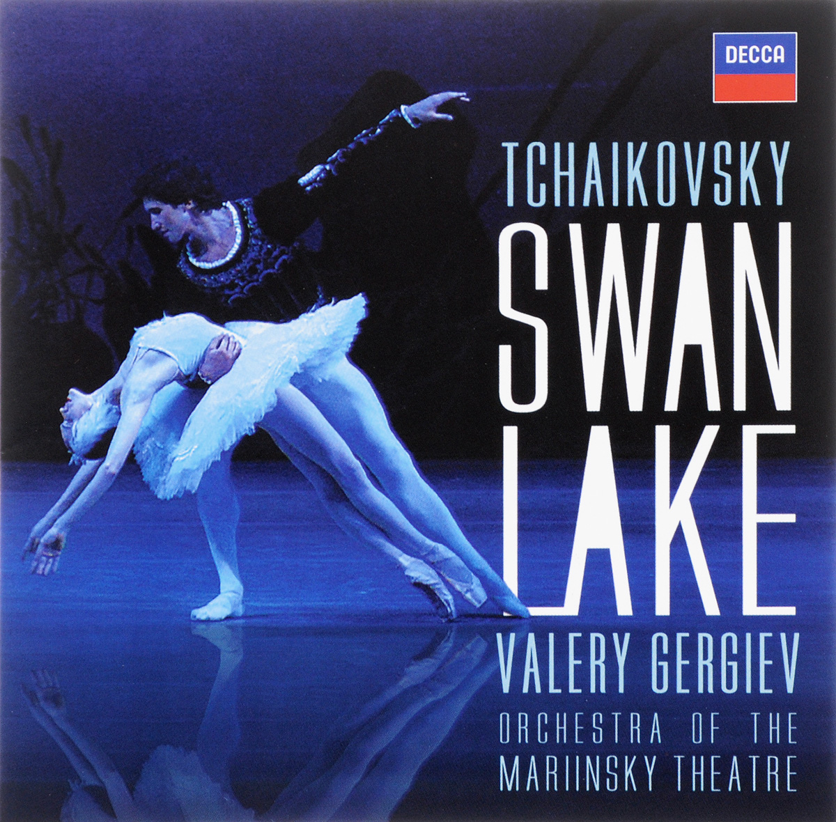 Валерий Гергиев,Orchestra Of The Mariinsky Theatre Valery Gergiev. Tchaikovsky. Swan Lake classic noh theatre of japan