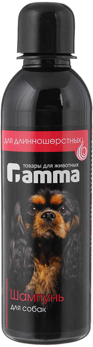 Шампунь для длинношерстных собак Гамма, 250 млШг-10400Шампунь Гамма содержит витамины групп А, В, Е, воска, получаемые из хвои ели и сосны. Витамины питают и укрепляют шерсть, делая ее густой и шелковистой, препятствуют несезонной линьке, способствуют улучшению структуры и внешнего вида шерсти, предохраняют кожу собак от пересыхания, возникновения зуда и перхоти. Природные воска придают шерсти блеск и препятствуют возникновению колтунов. Шампунь рекомендуется для выставочных собак.Объем: 250 мл.Товар сертифицирован.