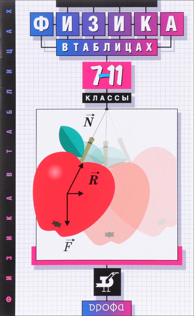 В. А. Орлов Физика в таблицах. 7-11 класс орлов в а физика в таблицах 7 11 классы справочное пособие