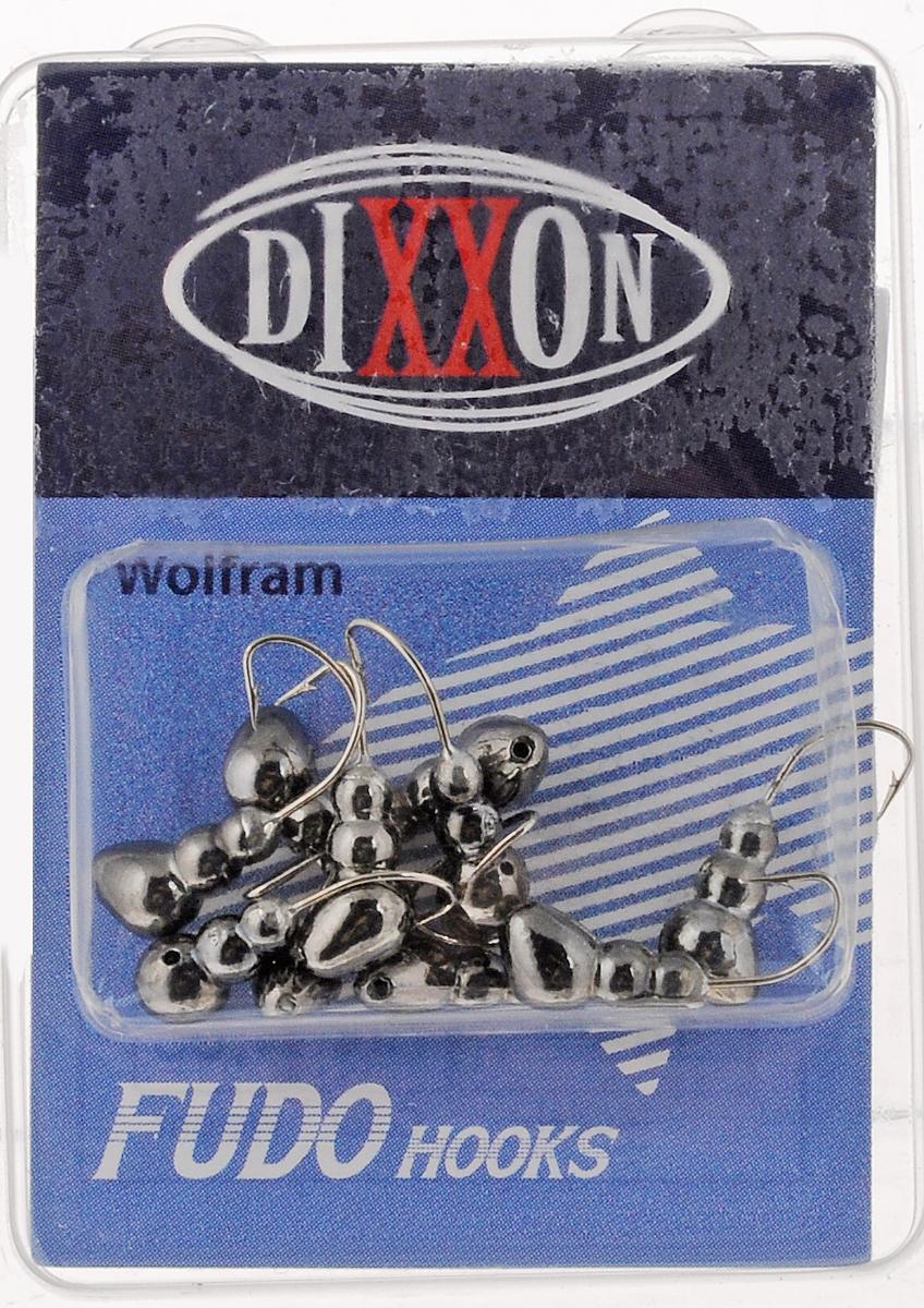 Мормышка вольфрамовая Dixxon-Russia, муравей с отверстием, цвет: черный никель, диаметр 4 мм, 1,05 г, 10 шт26930Мормышка Dixxon-Russia изготовлена из вольфрама и оснащена крючком. Главное достоинство вольфрамовой мормышки - большой вес при малом объеме. Эта особенность дает большие преимущества при ловле, так как позволяет быстро погрузить приманку на требуемую глубину и лучше чувствовать игру мормышки. Прекрасно подходит для подледной ловли. Диаметр мормышки: 4 мм.