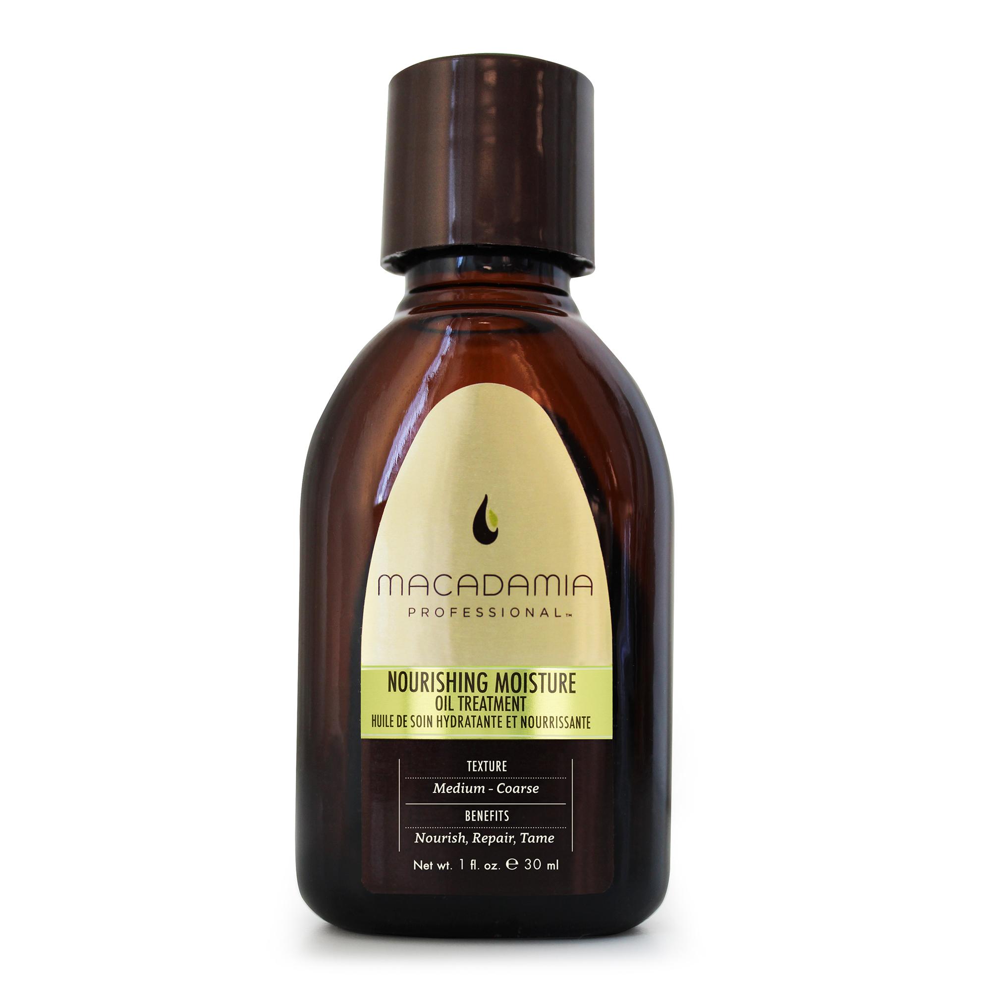 Macadamia Professional Уход восстанавливающий с маслом арганы и макадамии, 30 мл400101Уход-масло Macadamia Professional с эксклюзивным комплексом Pro Oil Complex моментально проникает в структуру волос, не утяжеляя их. Увлажняет, придавая мягкость и блеск волосам, обеспечивает защиту.Витамин Е интенсивно питает, убирает эффект пушистости, оставляя волосы ультра гладкими, предотвращает спутывание. Применение масла сокращает время сушки феном и обеспечивает натуральную УФ - защиту. Предотвращает потерю интенсивности и насыщенности цвета окрашенных волос.
