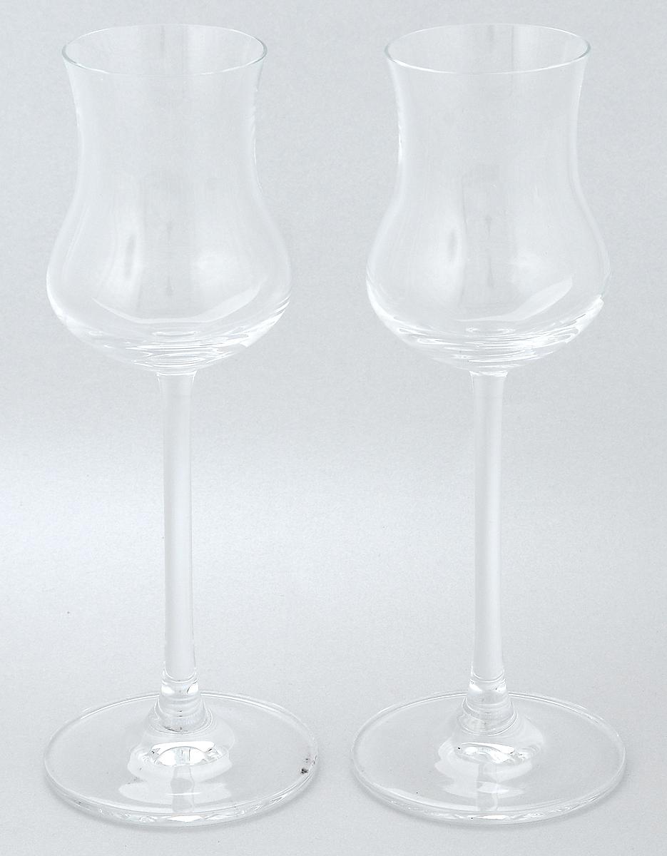 Набор бокалов Pasabahce Vintage, 95 мл, 2 шт66110NНабор Pasabahce Vintage состоит из двух бокалов, выполненных из прочного натрий-кальций-силикатного стекла. Изделия имеют изящные ножки и гладкие прозрачные стенки. Бокалы сочетают в себе элегантный дизайн и функциональность. Благодаря такому набору пить напитки будет еще вкуснее.Набор бокалов Pasabahce Vintage прекрасно оформит праздничный стол и создаст приятную атмосферу за ужином. Такой набор также станет хорошим подарком к любому случаю. Можно мыть в посудомоечной машине.Диаметр бокала (по верхнему краю): 4,5 см. Высота бокала: 17,5 см.