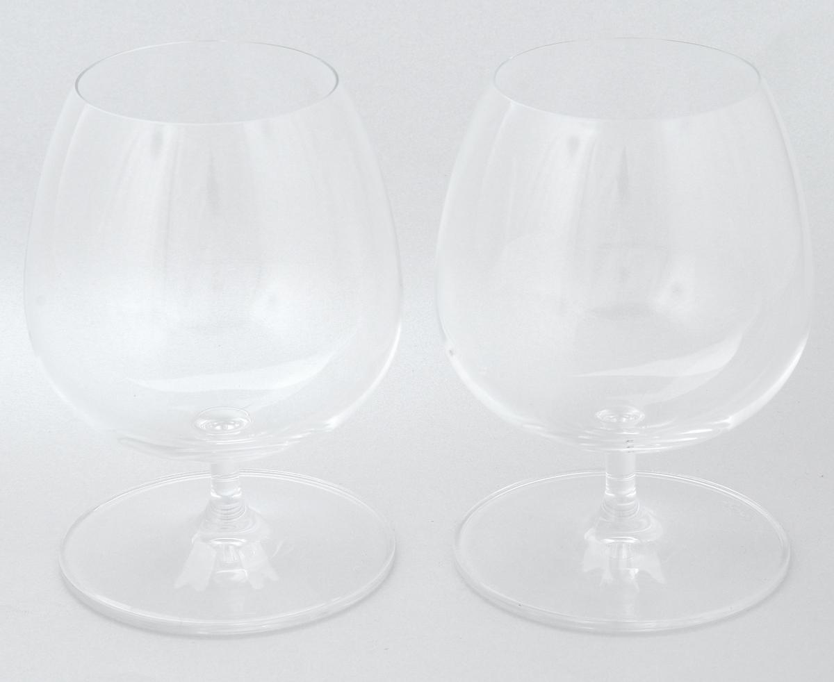 """Набор Pasabahce """"Vintage"""" состоит из двух бокалов, выполненных из прочного стекла. Изделия оснащены невысокими изящными ножками, отлично подходят для подачи коньяка, бренди и других напитков. Бокалы сочетают в себе элегантный дизайн и функциональность. Набор бокалов Pasabahce """"Vintage"""" прекрасно оформит праздничный стол и создаст приятную атмосферу за ужином. Такой набор также станет хорошим подарком к любому случаю. Можно мыть в посудомоечной машине.Диаметр бокала по верхнему краю: 6,5 см. Высота бокала: 13,5 см."""