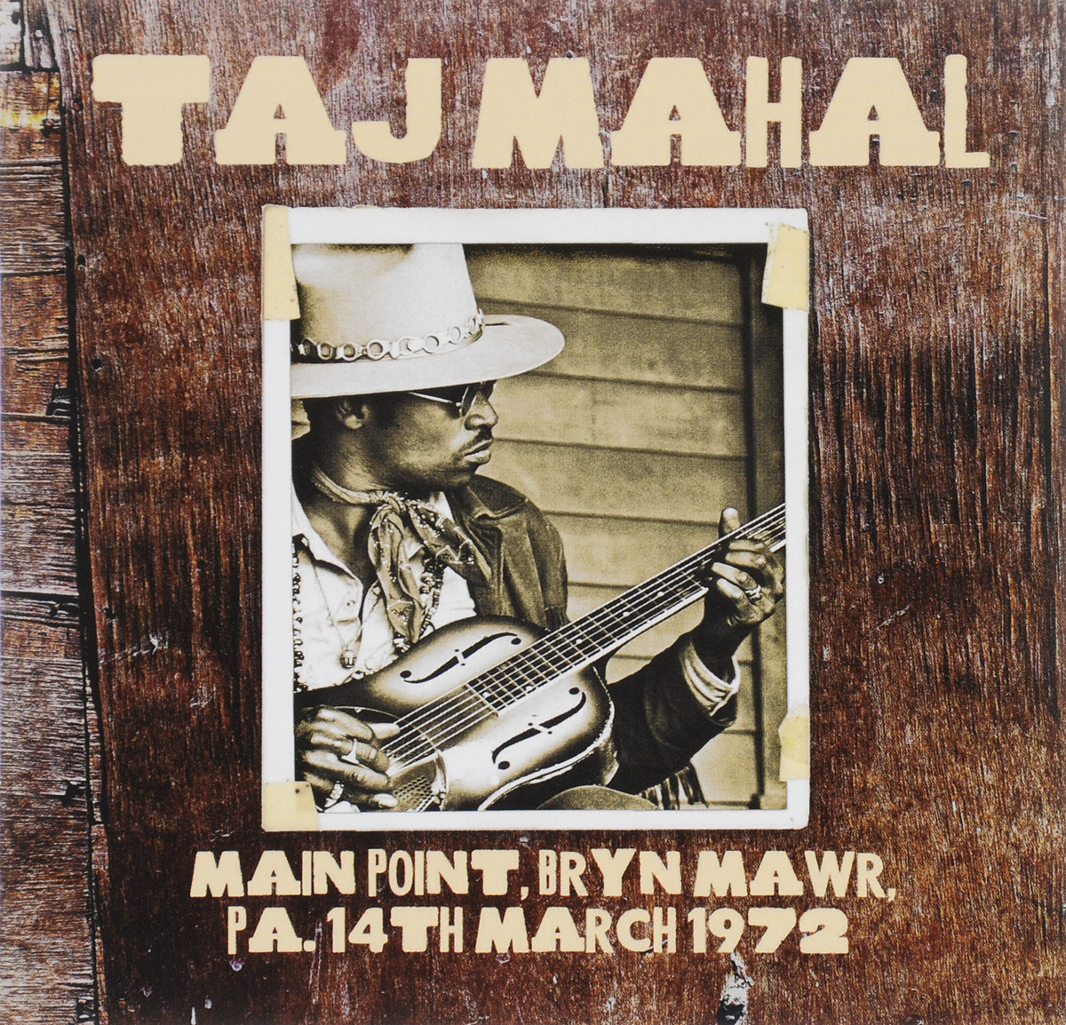 цена на Тадж Махал Taj Mahal. Main Point, Bryn Mawr, Pa. 14th March 1972