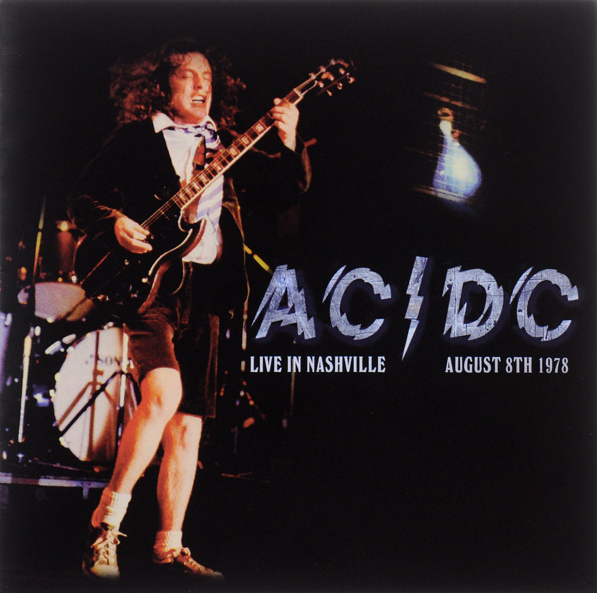 AC/DC AC/DC. Live In Nashville August 8th 1978 ac dc live at donington blu ray