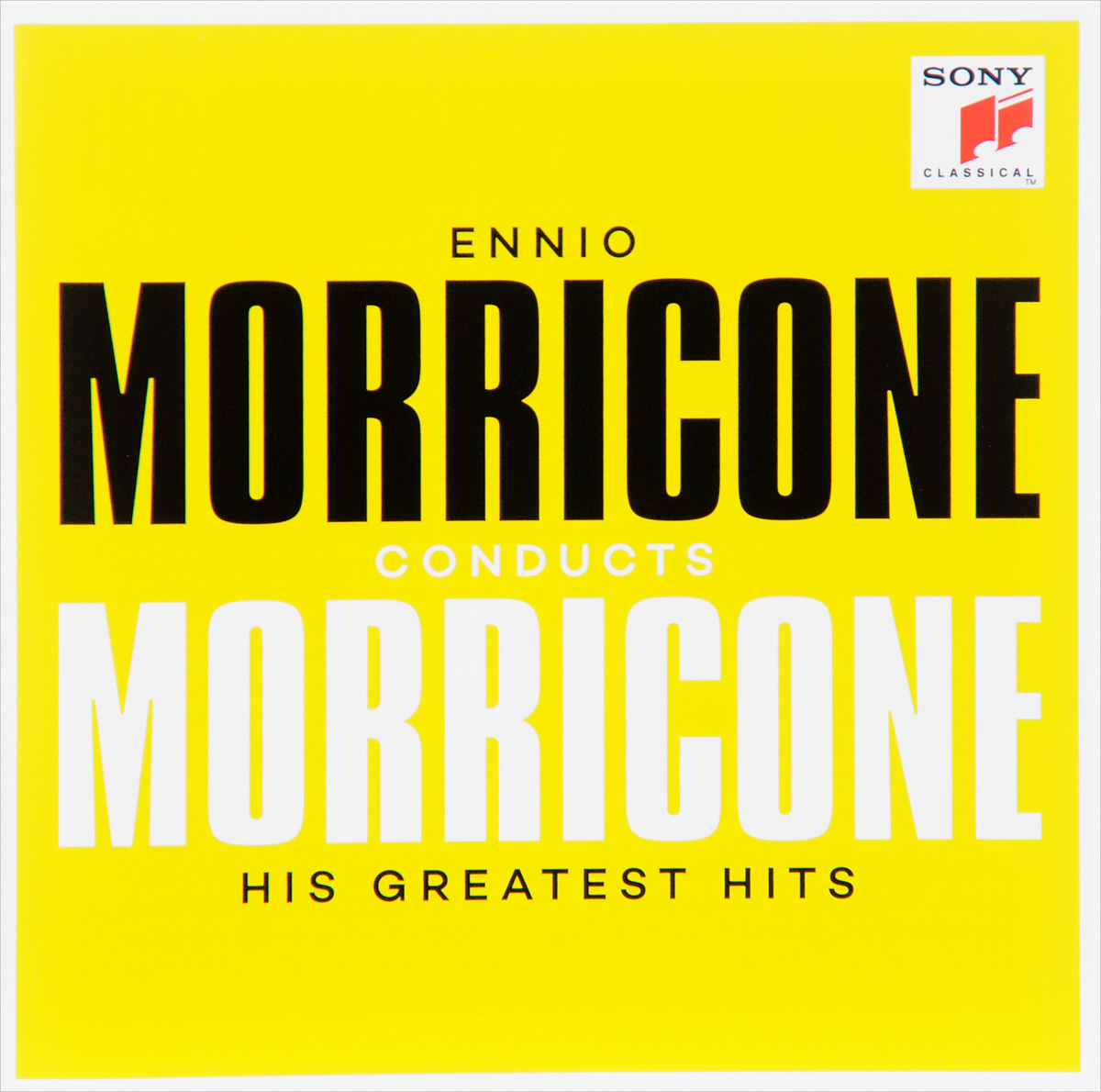 Ennio Morricone. Ennio Morricone Conducts Morricone. His Greatest Hits