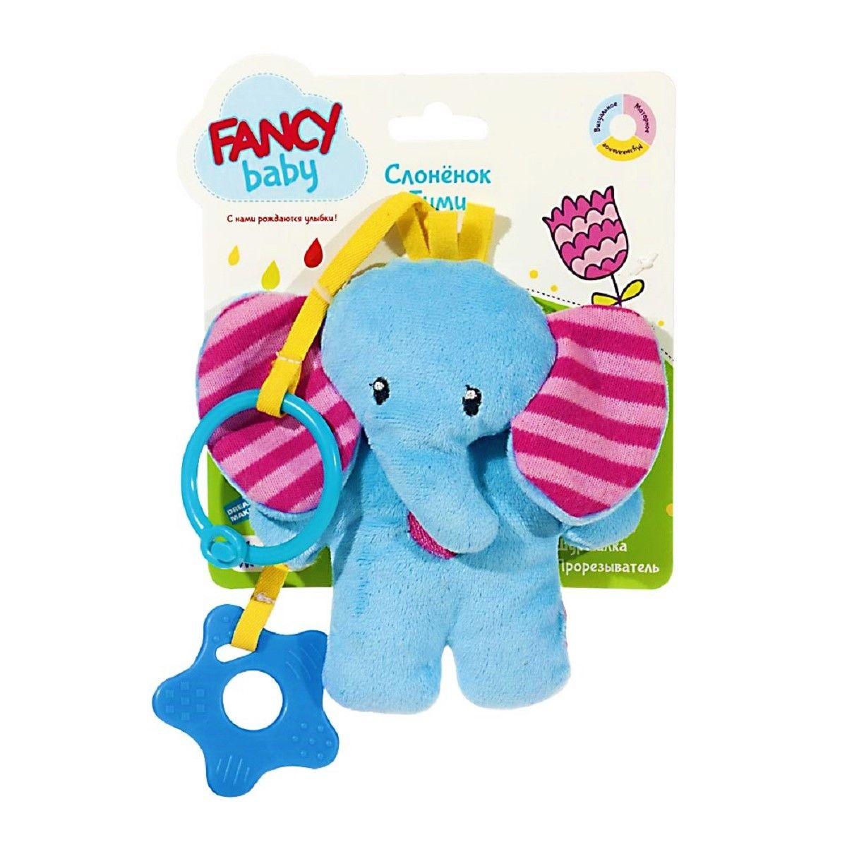 Fancy Развивающая игрушка Слоненок Тими игрушка