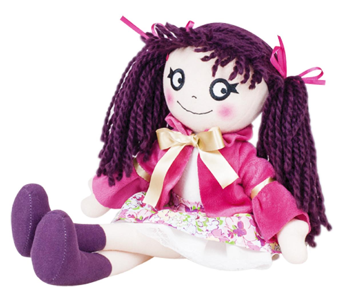 Little You Мягкая кукла Анюта кукла маленькая леди анюта в вечернем платье 1979748