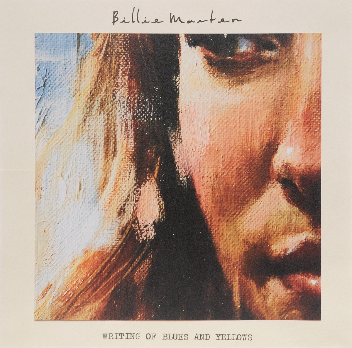 Billie Marten Billie Marten. Writing Of Blues And Yellows (2 LP) roxy music roxy music the studio albums limited edition 8 lp