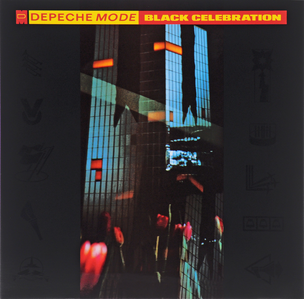 Depeche Mode Depeche Mode. Black Celebration (LP) roxy music roxy music the studio albums limited edition 8 lp