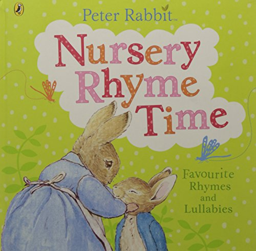 Peter Rabbit: Nurser Rhyme Time
