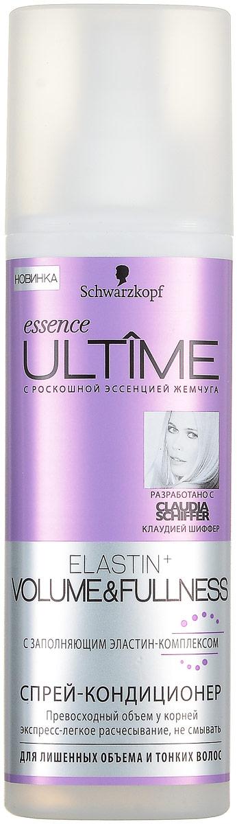 Essence Ultime Спрей-кондиционер Biotin+ Volume, для лишенных объема и тонких волос, 200 мл9263042Спрей-кондиционер Essence Ultime Biotin+ Volume предназначендля лишенных объема и тонких волос. Уникальная формула с биотин-комплексом обеспечивает объем, густоту и в 3 раза более легкое расчесывание. Содержит ценный Ultime-4-Комплекс: уникальную комбинацию из эссенции жемчуга, пантенола, улучшенного протеина и кератина. Побалуйте волосы роскошным уходом: откройте для себя секрет красоты от Клаудии Шиффер. Характеристики:Объем: 200 мл. Артикул: 1831563. Изготовитель: Германия. Товар сертифицирован.