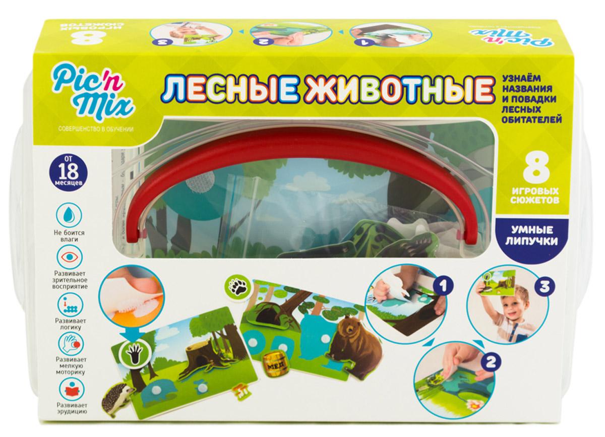 PicnMix Обучающая игра Лесные животные игнатова а лесные животные