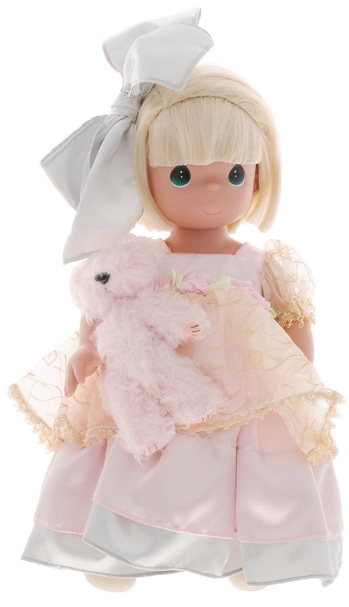 Precious Moments Кукла в кружевах с питомцем куклы и одежда для кукол precious кукла с зонтиком 30 см