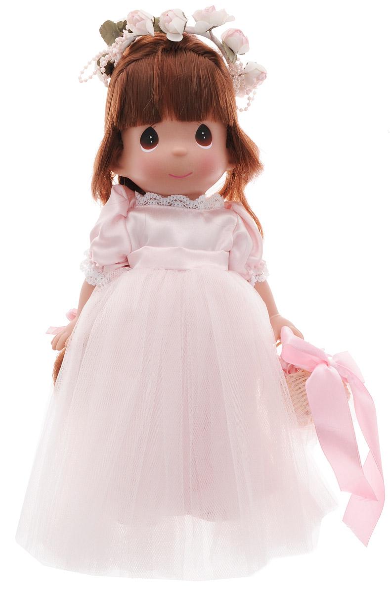 Precious Moments Кукла Драгоценный лепесток брюнетка куклы и одежда для кукол precious кукла сокровища сердца 40 см