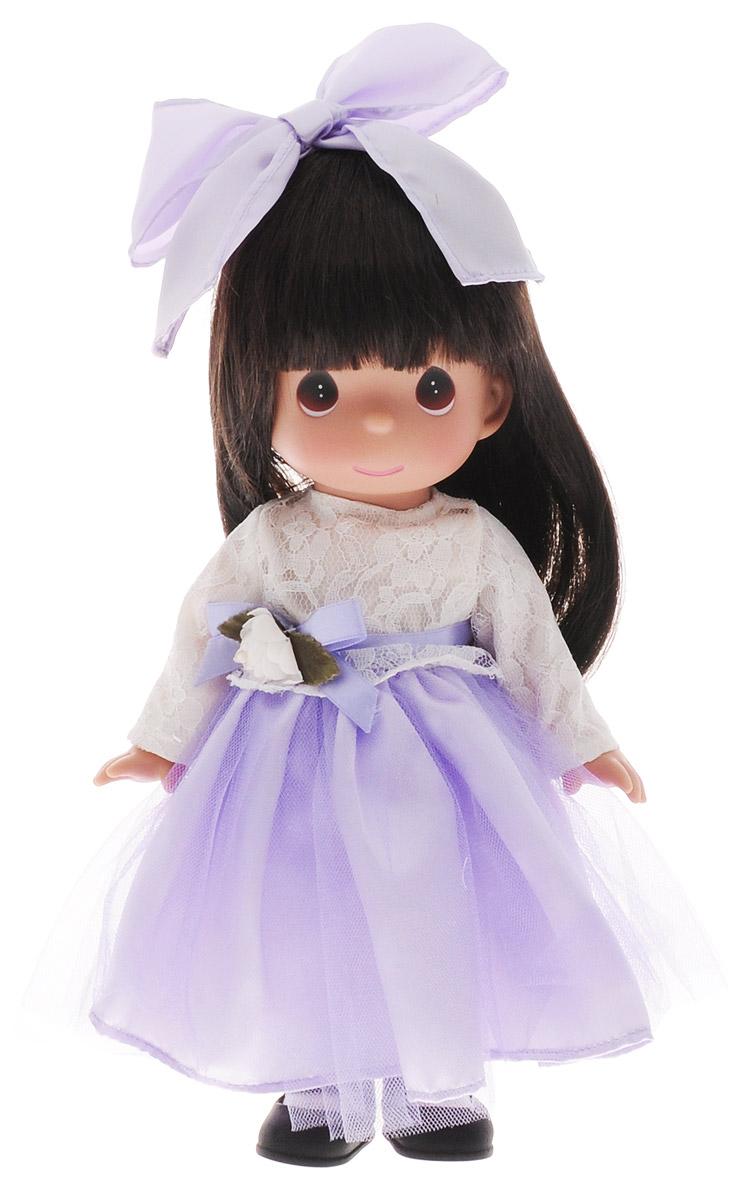 Precious Moments Кукла Симпатичная брюнетка в кружевах куклы и одежда для кукол precious кукла мой принц придет 30 см