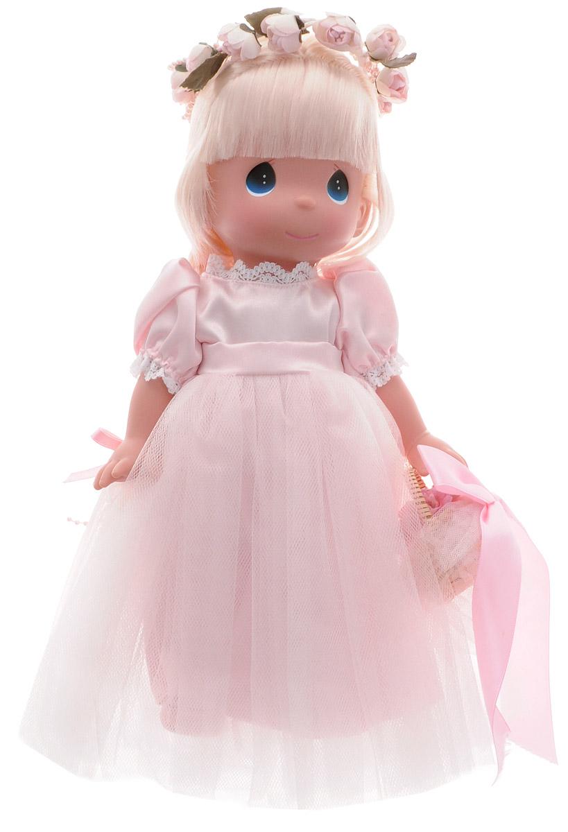 Precious Moments Кукла Драгоценный лепесток блондинка куклы и одежда для кукол precious кукла сокровища сердца 40 см