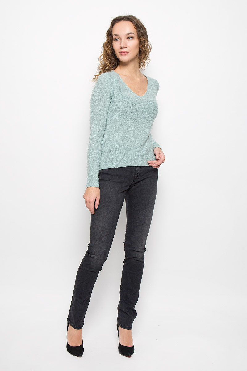 Пуловер женский Marc O'Polo, цвет: мятный. 522160241/403. Размер L (48) brand 403