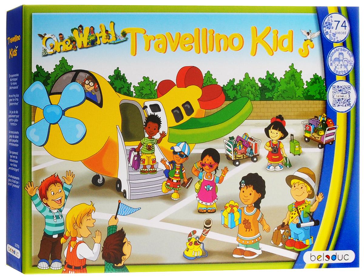 Beleduc Обучающая игра Травелино консультирование родителей в детском саду возрастные особенности детей