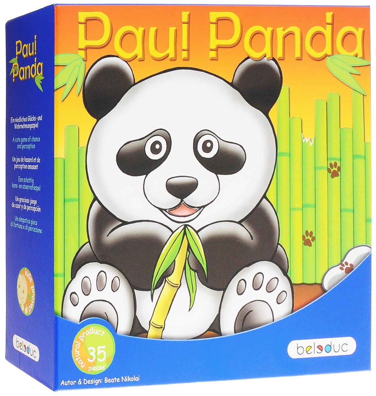 Beleduc Обучающая игра Веселая панда