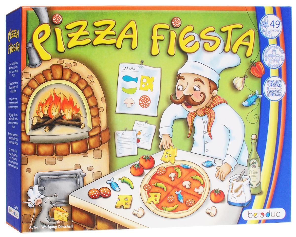 Beleduc Обучающая игра Пицца Фиеста -