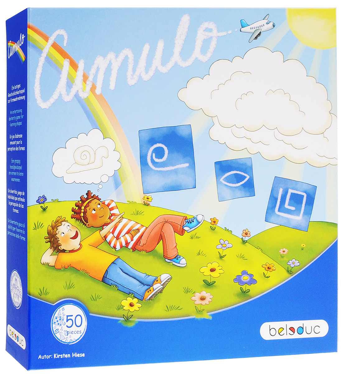 Beleduc Обучающая игра Кумуло