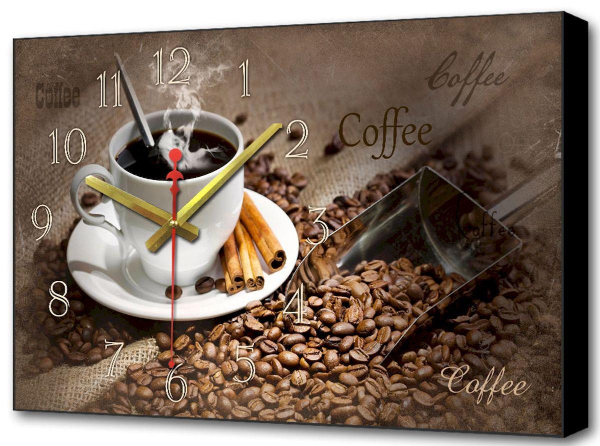 Часы-картина Toplight Напитки, 60 х 37 см. TL-C5021TL-C5021Настенные часы-картина Toplight Напитки выполнены из бумаги и оргалита, рама из МДФ.Часы имеют кварцевый механизм с плавным, бесшумным ходом и три стрелки: часовую, минутную и секундную. Современные технологии и цифровая печать, используемые в производстве, делают постер устойчивым к выцветанию и обеспечивают исключительное качество произведений.Благодаря наличию необходимых креплений в комплекте установка не займет много времени. Часы-картина Toplight - это прекрасная возможность создать яркий акцент при оформлении любого помещения.Правила ухода: можно протирать сухой, мягкой тканью. Часы работают от 1 батарейки типа АА (не входит в комплект).