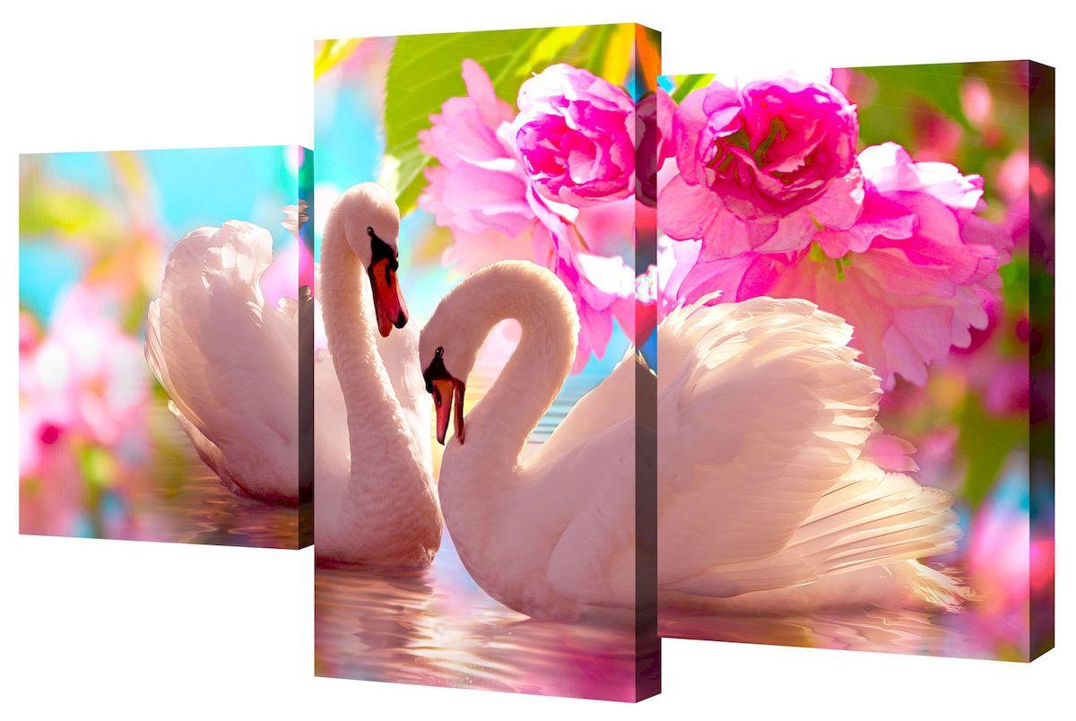 "Картина модульная Toplight ""Животные"", 50 х 78 см. TL-MM1003"