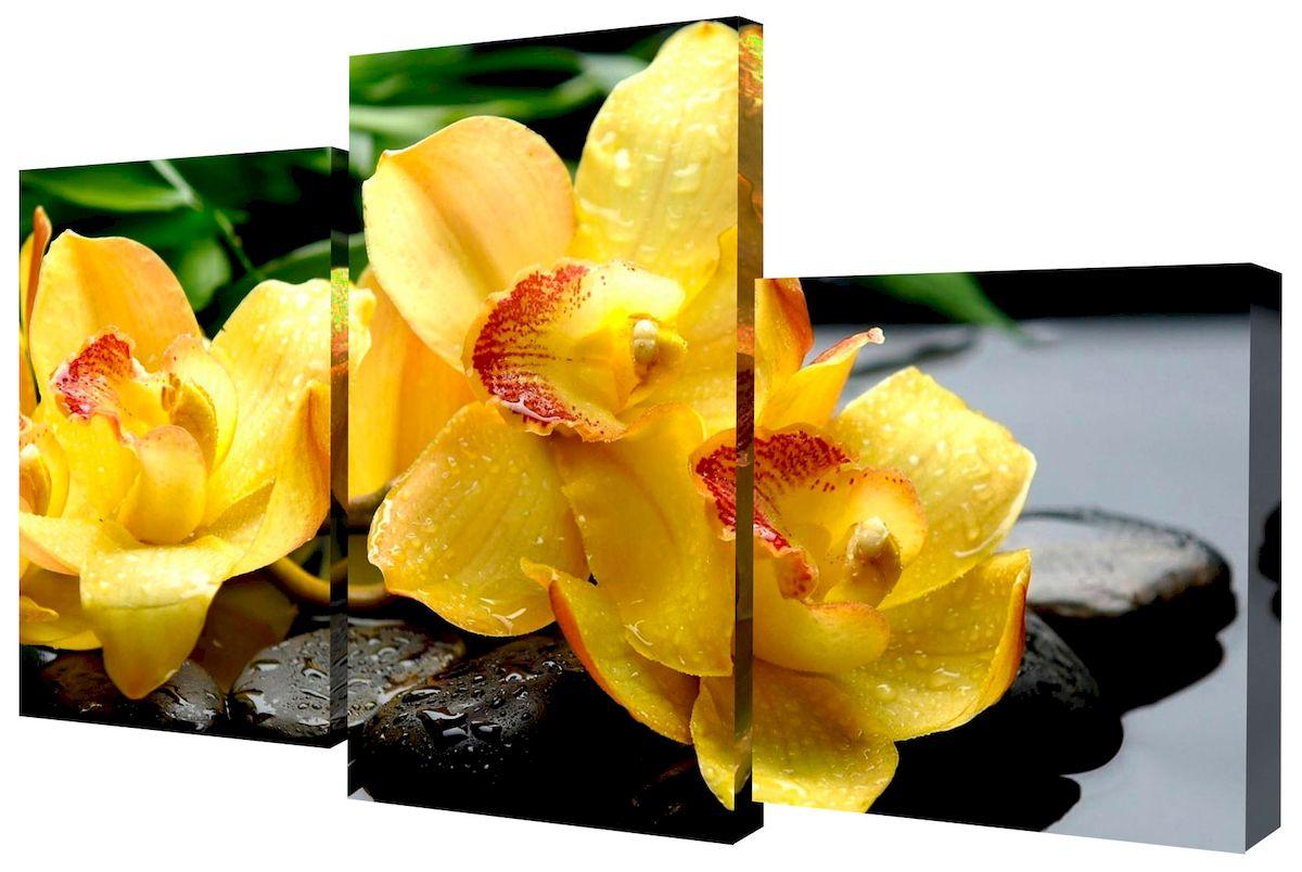 "Картина модульная Toplight ""Цветы"", 50 х 78 см. TL-MM1040"