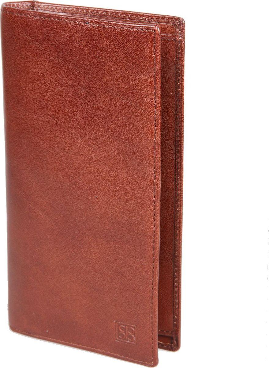 Бумажник мужской Sergio Belotti, цвет: коричневый. 14621462 milano brownМужской бумажник Sergio Belotti раскладывается пополам. Внутри два отдела для купюр, два потайных кармашка, один из них на молнии, отделение для мелочи, закрывающееся клапаном на кнопке, восемь кармашков для пластиковых карт, кармашек для sim-карты.