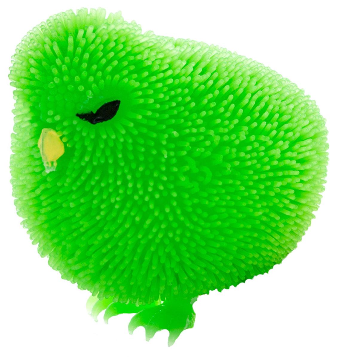 HGL Фигурка Цыпленок с подсветкой цвет зеленый