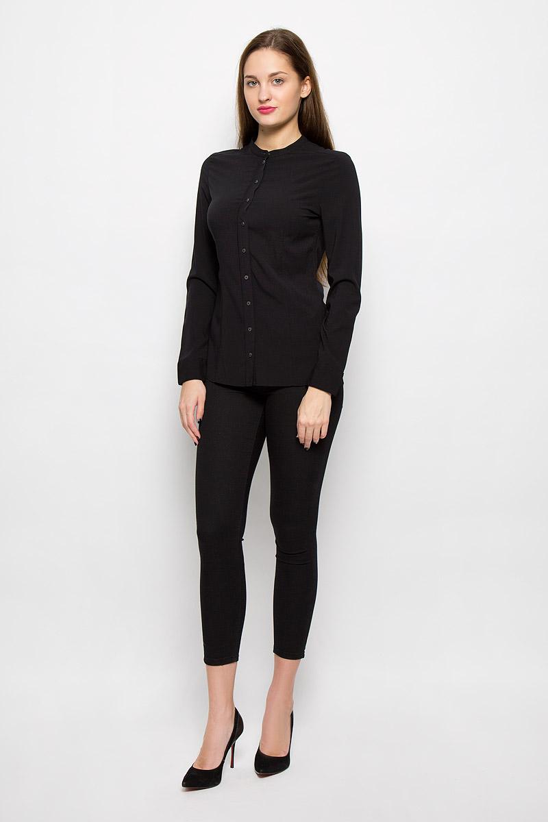 Блузка женская Marc O'Polo, цвет: черный. 119942583/990. Размер 40 (46) marc cain блузка