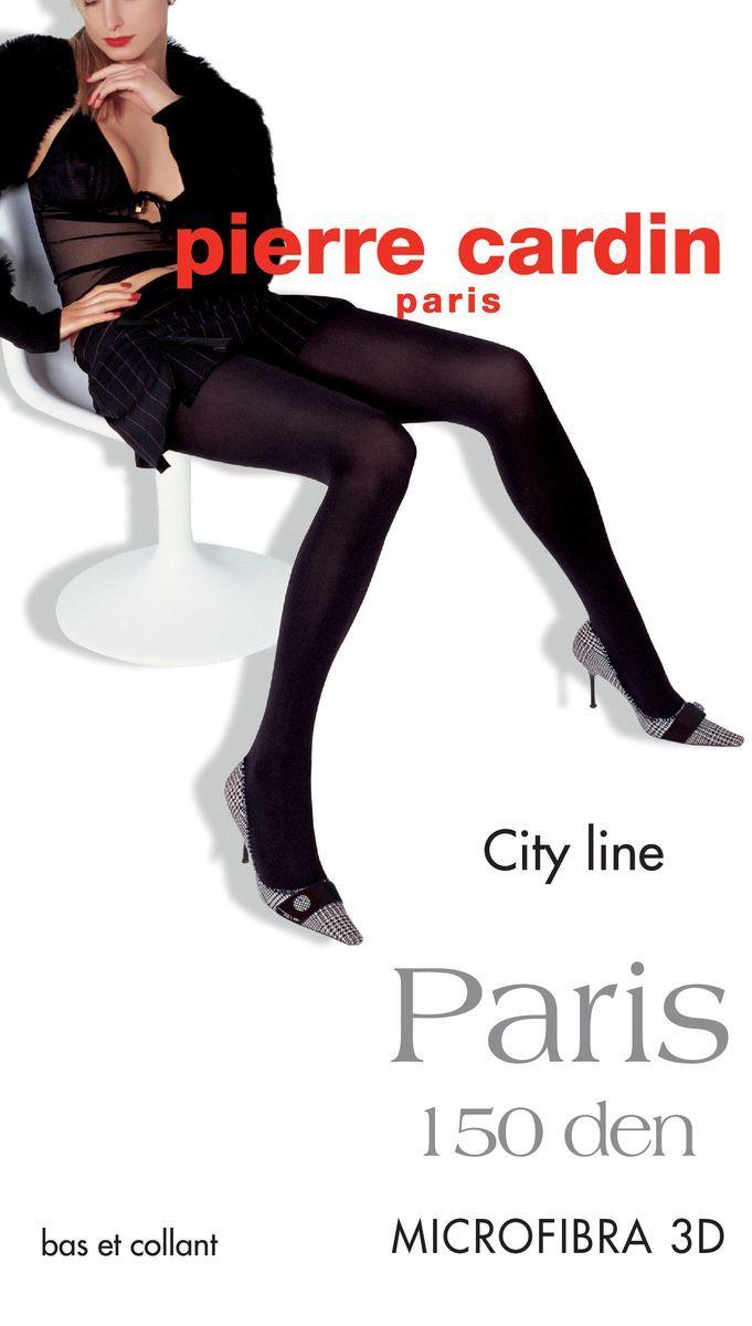 Колготки Pierre Cardin Cr Paris 150, цвет: Nero (черный). Размер 4 (46/48) колготки pierre cardin cr toulouse 200 цвет fumo темно серый размер 4