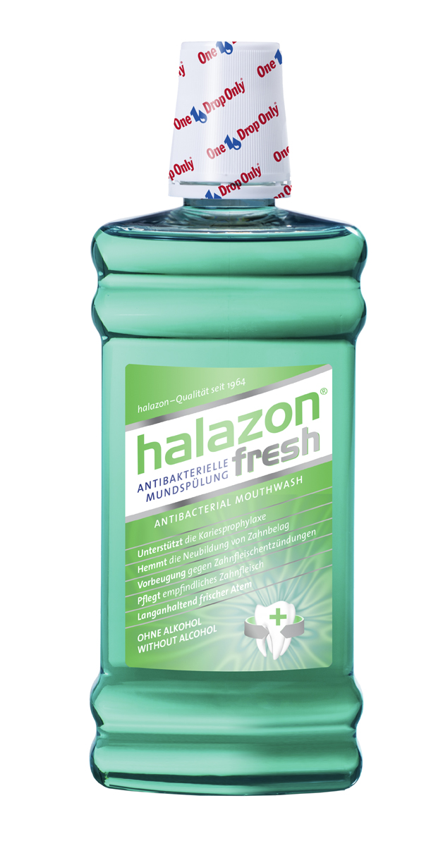 One Drop Only Ополаскиватель Halazon для полости рта, 500 мл