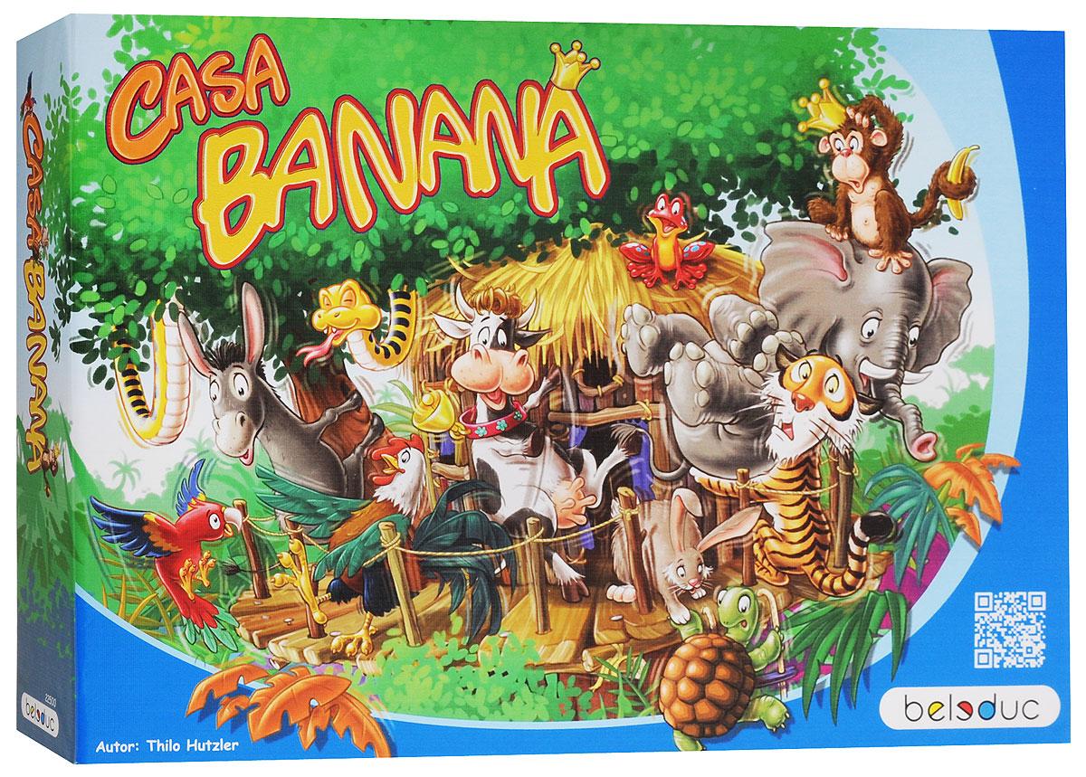 Beleduc Обучающая игра Каса Банана -