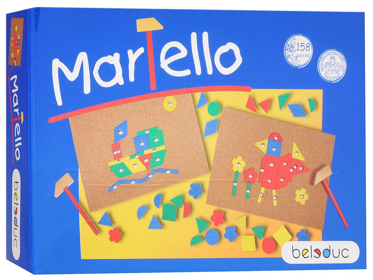 Beleduc Обучающая игра Мартелло корвет обучающая игра удивляйка 1