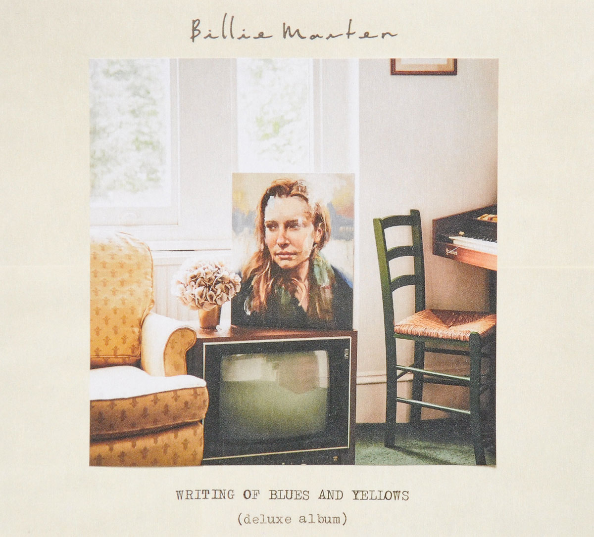 Billie Marten Billie Marten. Writing Of Blues And Yellows cd billie holiday the centennial collection