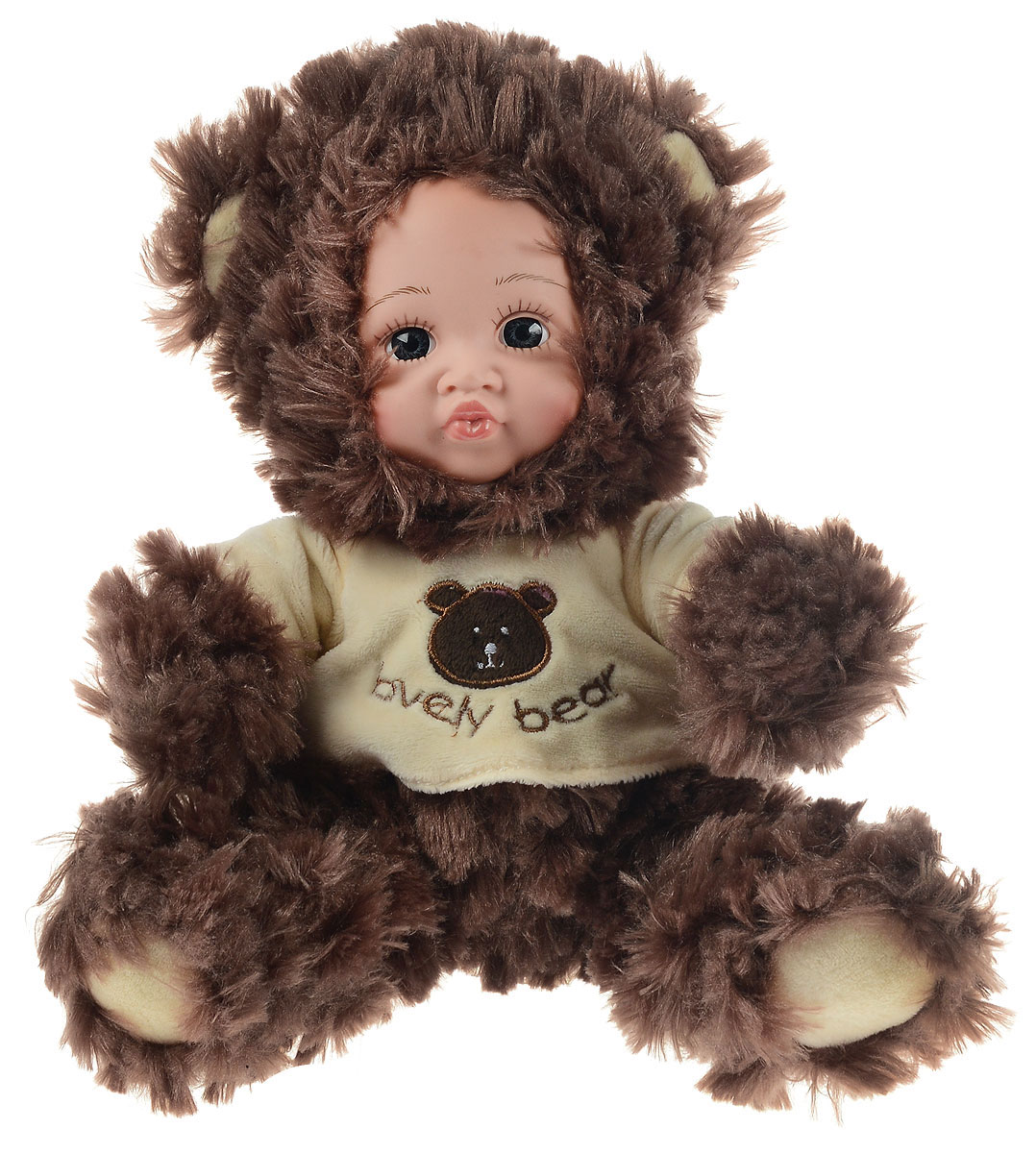 Fluffy Family Кукла Мой мишка fluffy family мишка тоша 70 см