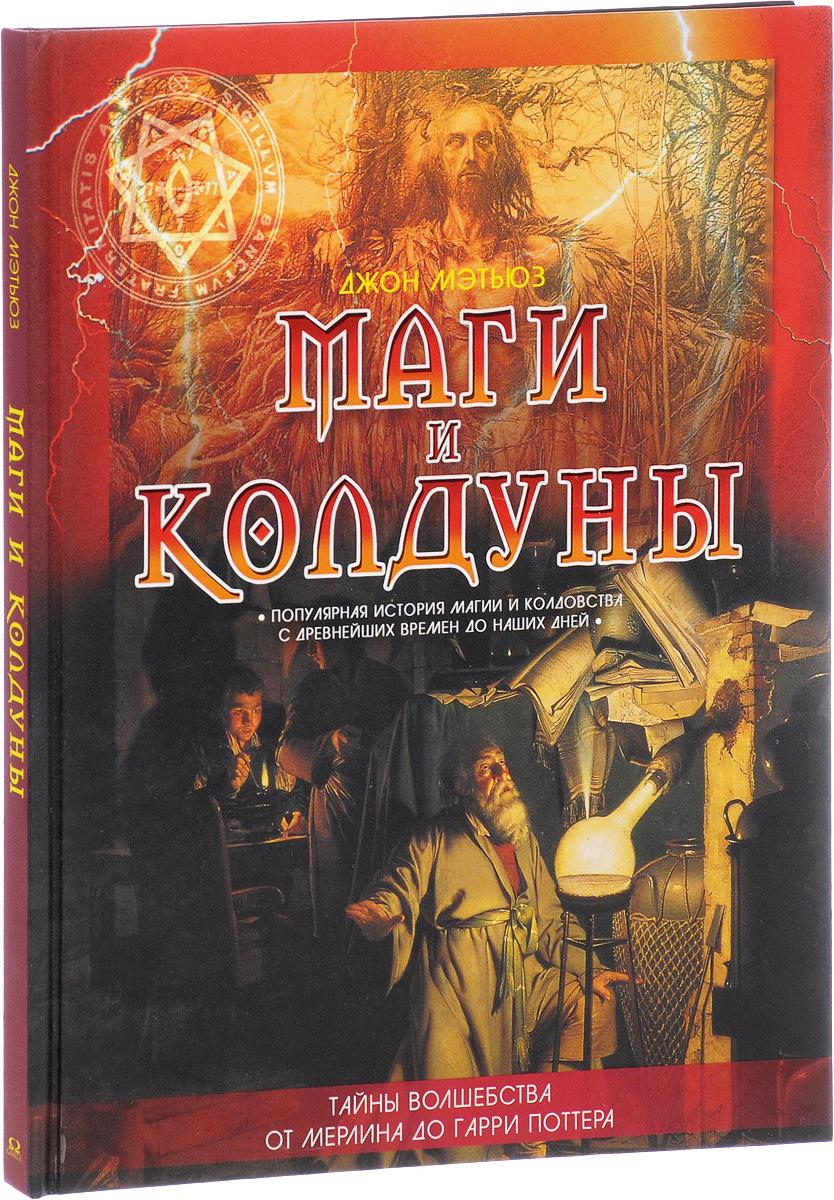 Джон Мэтьюз Маги и колдуны. Популярная история магии и колдовства с древнейших времен до наших дней