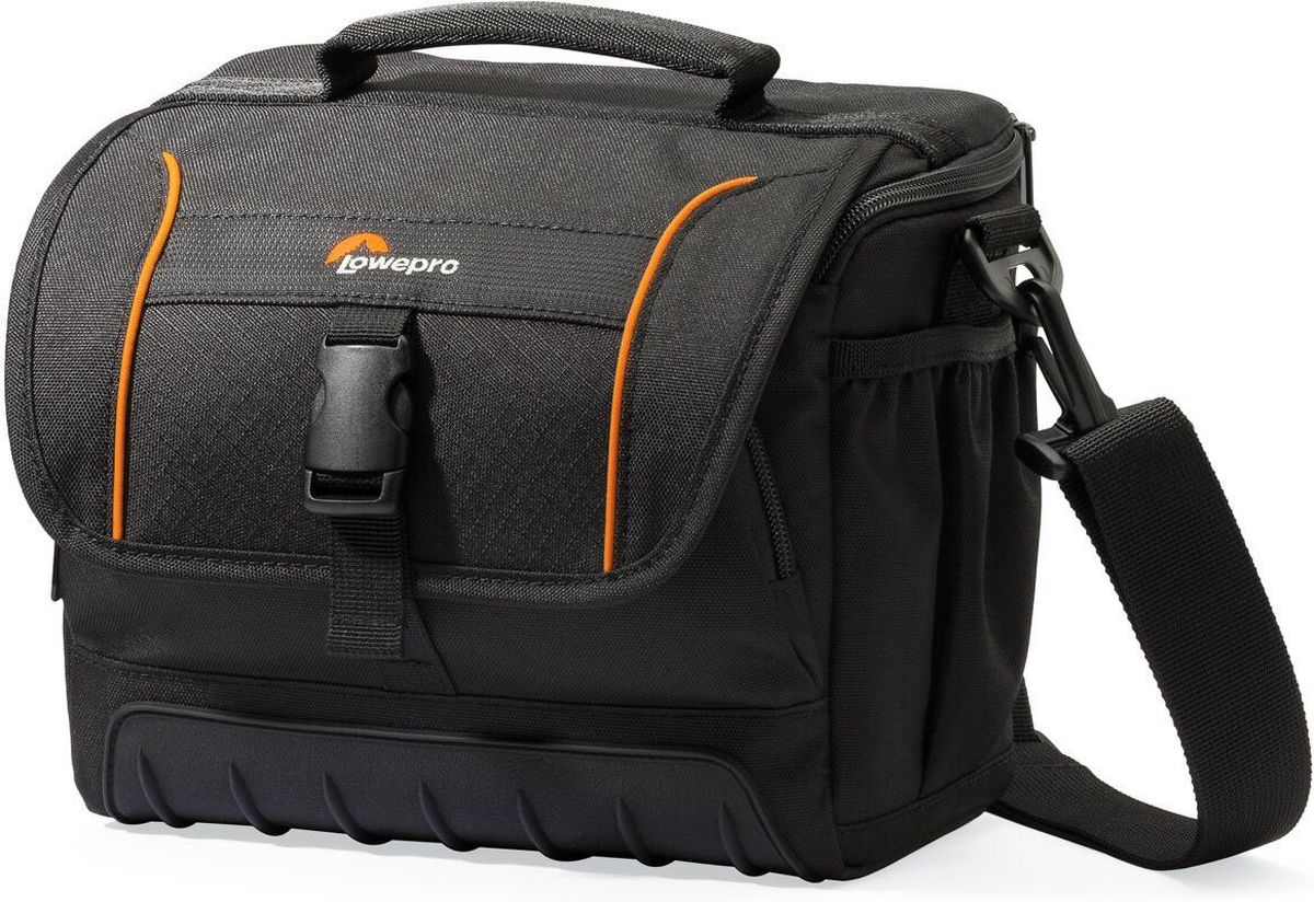 Lowepro Adventura SH160 II, Black сумка для фотокамеры lowepro adventura sh100 ii black